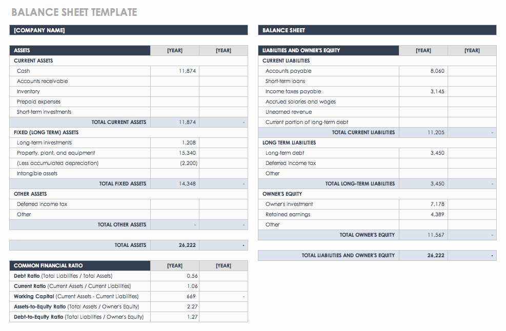 Checking Account Balance Sheet Template Inspirational Free Account Reconciliation Templates