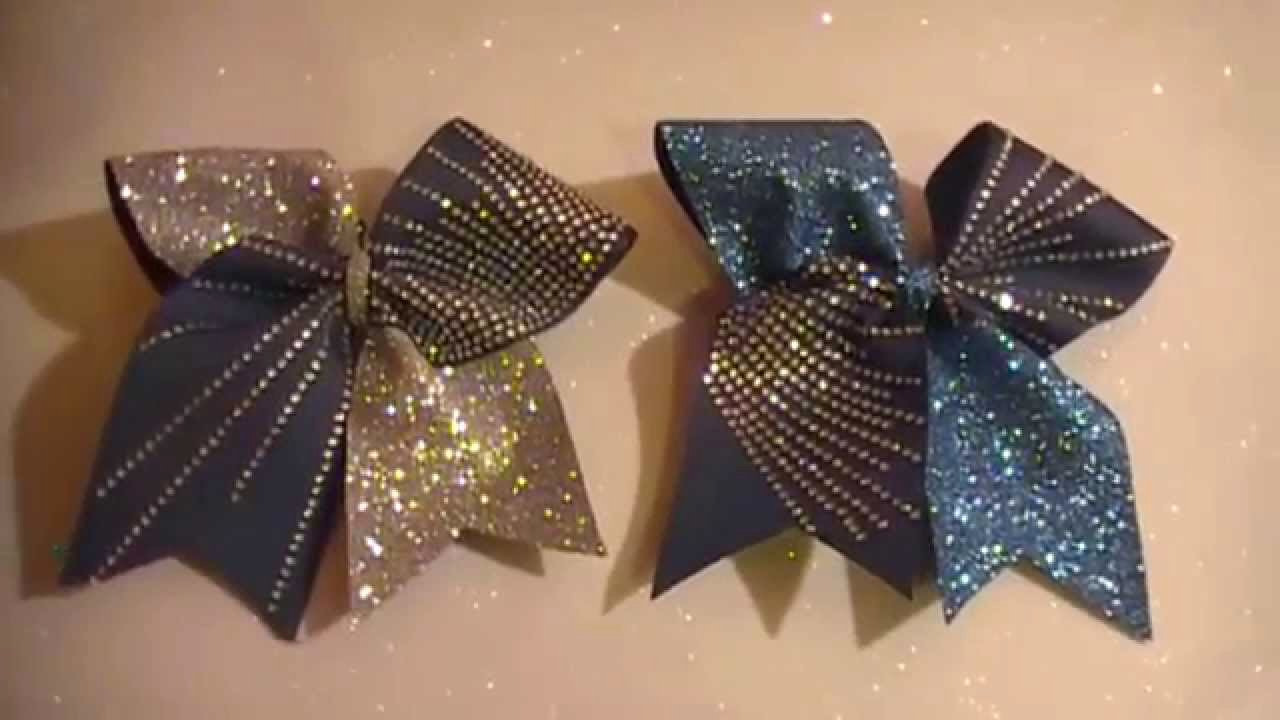 Cheer Bow Template Fresh Bow Cheer Bows Making and Bling