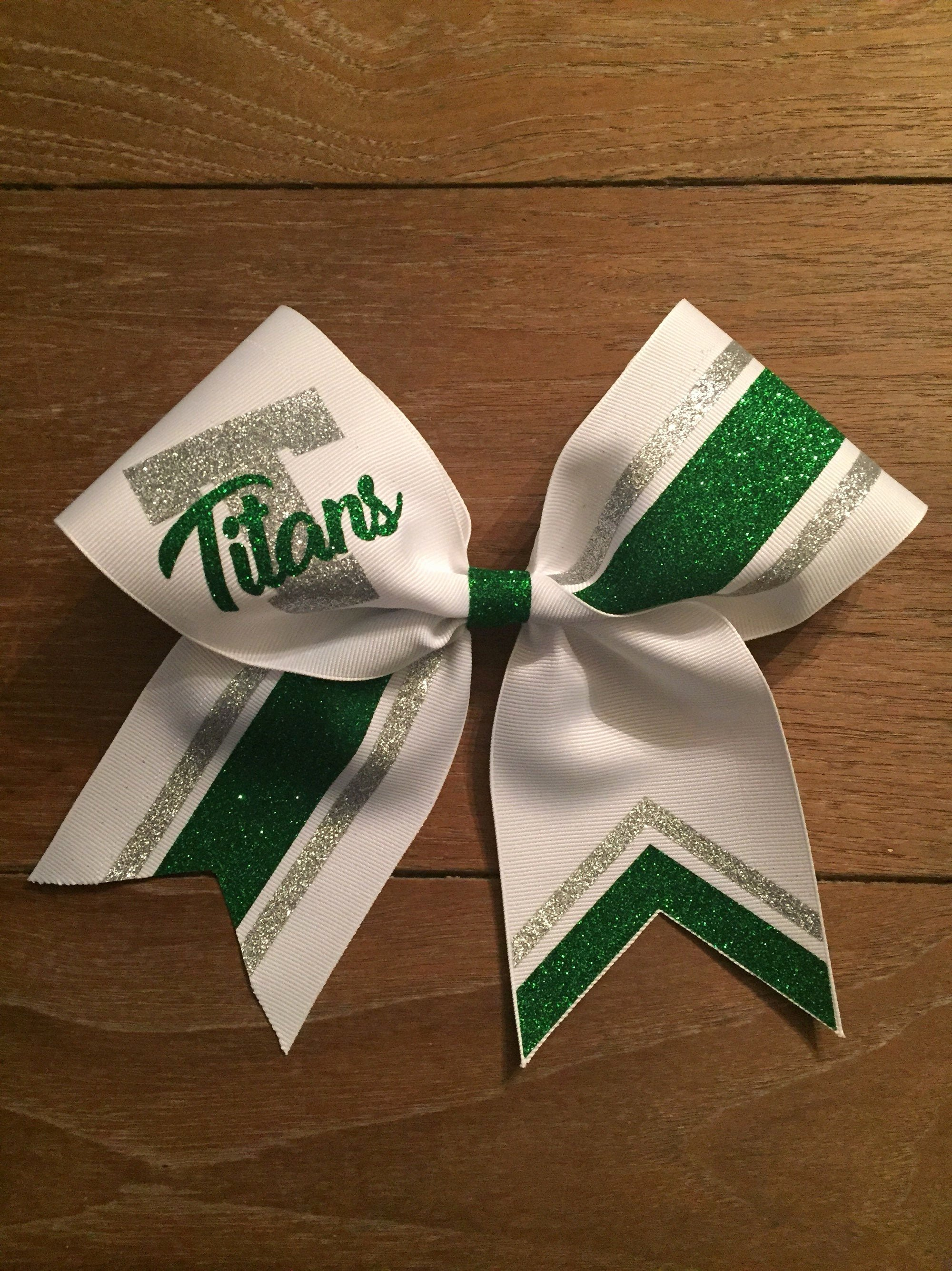 Cheer Bow Template Fresh Cheer Bow Template Stripes & Titans Icon for Vinyl Heat
