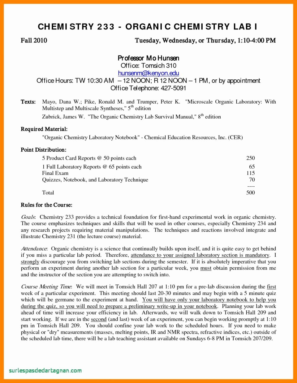 Chemistry Lab Report Template New Lab Report Example Chemistry 17 organic Conclusion Sample