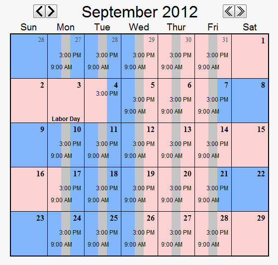 Child Custody Calendar Template Awesome Pasoftware Blog