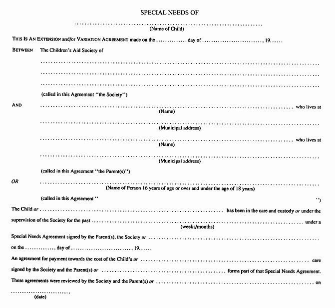 Child Custody Calendar Template Lovely Affidavit for Child Custody Template Templates Resume