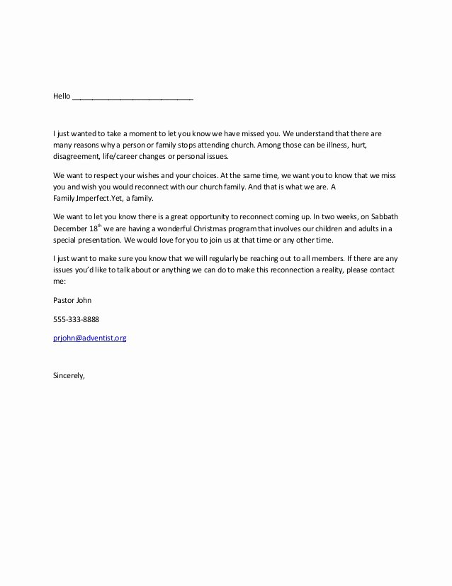 Child Relocation Agreement Template Fresh Sample Letter for Reclaiming Members