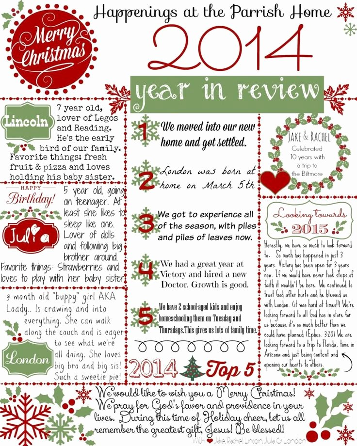 Christmas Letter Template Free Awesome 17 Best Ideas About Christmas Letters On Pinterest
