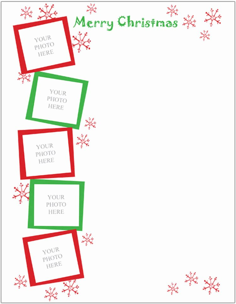 Christmas Letter Template Free New 17 Christmas Letter Templates Free Psd Pdf Word format