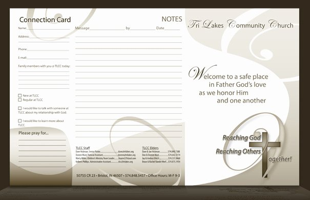 Church Bulletin Ideas Free Elegant 8 Best Of Free Printable Church Program Design