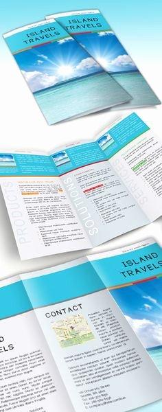 Church Bulletin Templates Indesign New Modern Church Bulletin Brochure Template This is A