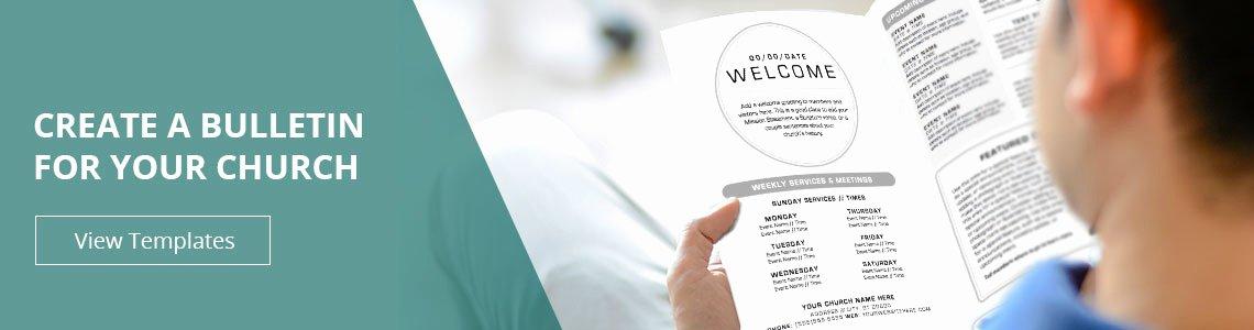 Church Bulletin Templates Microsoft Publisher Elegant Church Bulletins Bulletin Printing Template