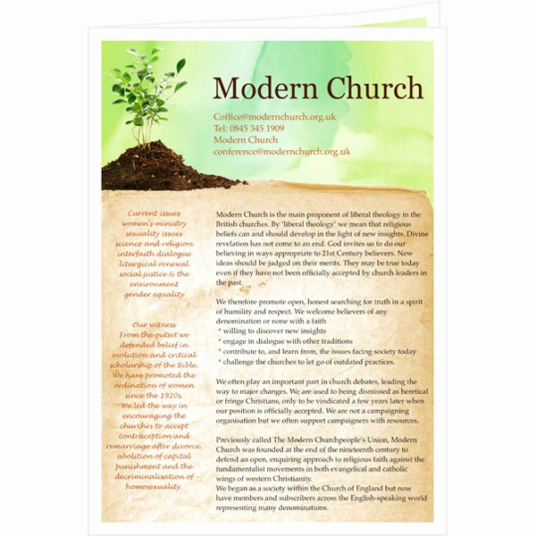 Church Bulletin Templates Microsoft Publisher Lovely Newsletter Templates & Samples