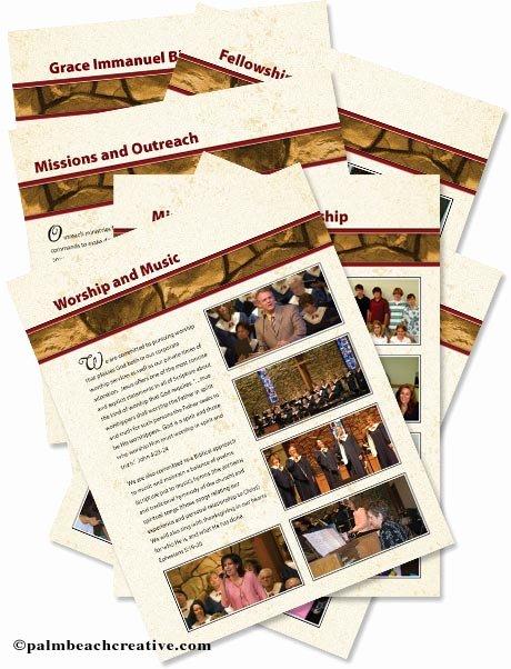 Church Photo Directory Template Elegant Church Directory Design