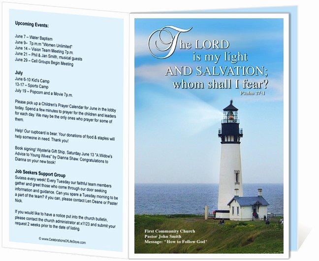 Church Program Template Free Luxury 8 Best Of Church Bulletin Templates Free Printable