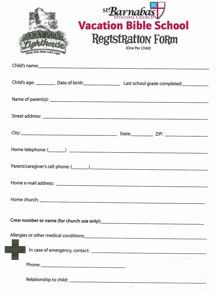 Church Registration form New 1000 Ideas About Registration form On Pinterest