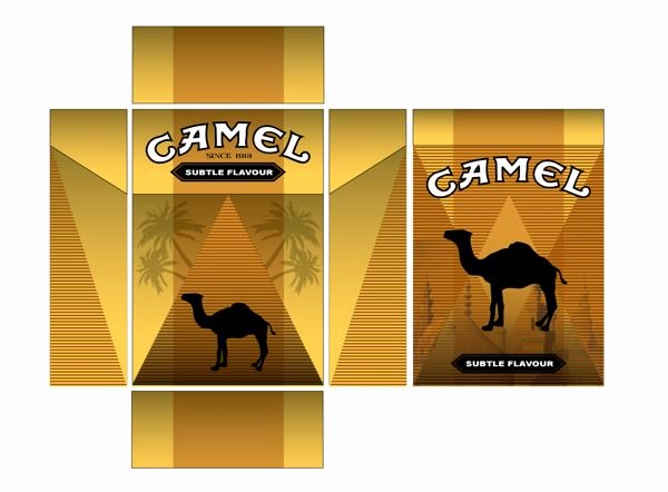 Cigarette Box Template Lovely 13 Best 1 6 Scale Items Images On Pinterest