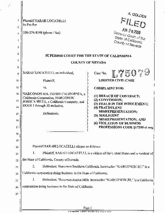Civil Complaint form Template Unique Motion to Amend Plaint Example