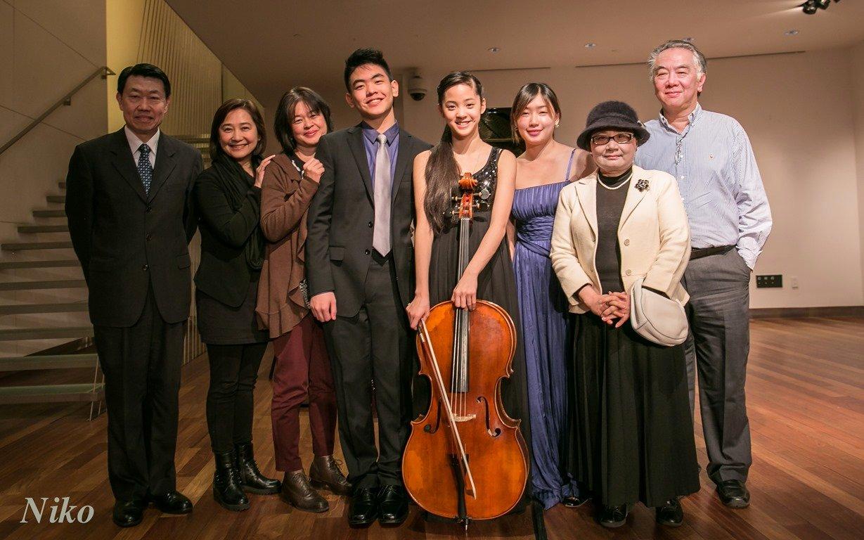 Classical Musician Bio Elegant Ou Yang Biography