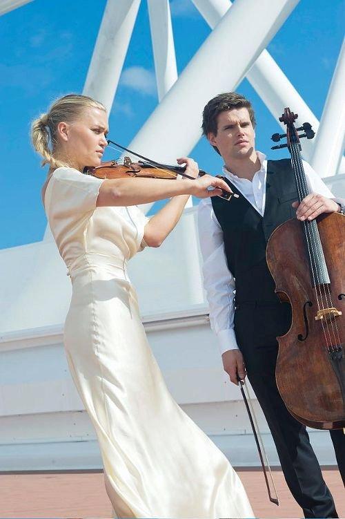 Classical Musician Bio Fresh Mari Samuelsen Biography & History