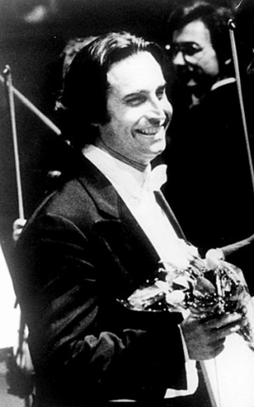 Classical Musician Bio Inspirational Riccardo Muti Biography Albums Streaming Links