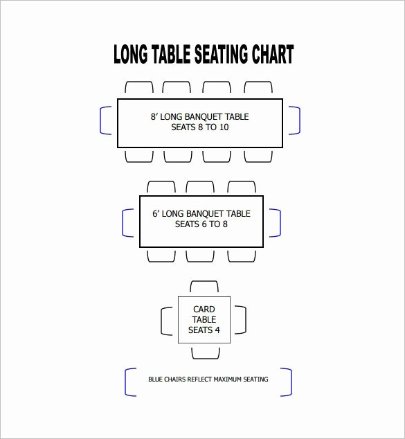 Classroom Seating Chart Template Microsoft Word Lovely Table Seating Chart Template – 14 Free Sample Example