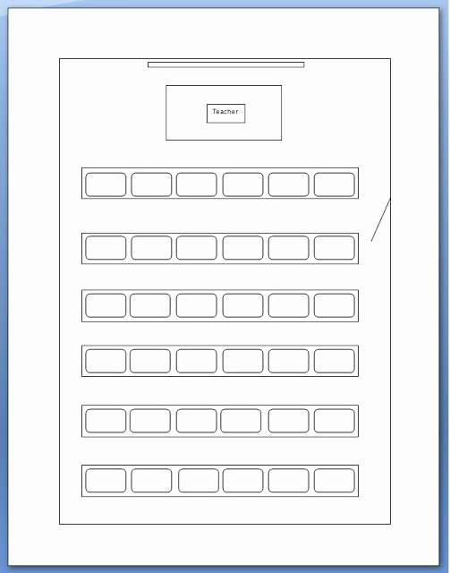 Classroom Seating Chart Template Microsoft Word Luxury Tales Of A Teacher Puter Lab Seating Chart