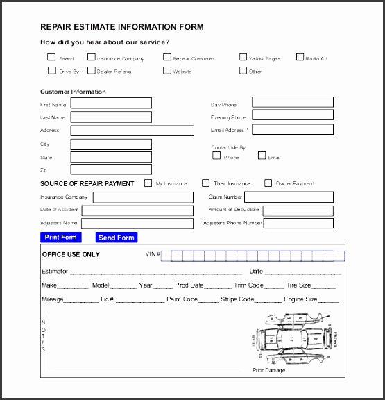 Client Data Sheet Template Inspirational 7 Editable Client Information Sheet Template
