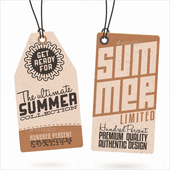 Clothing Hang Tag Template Inspirational Hang Tag Template