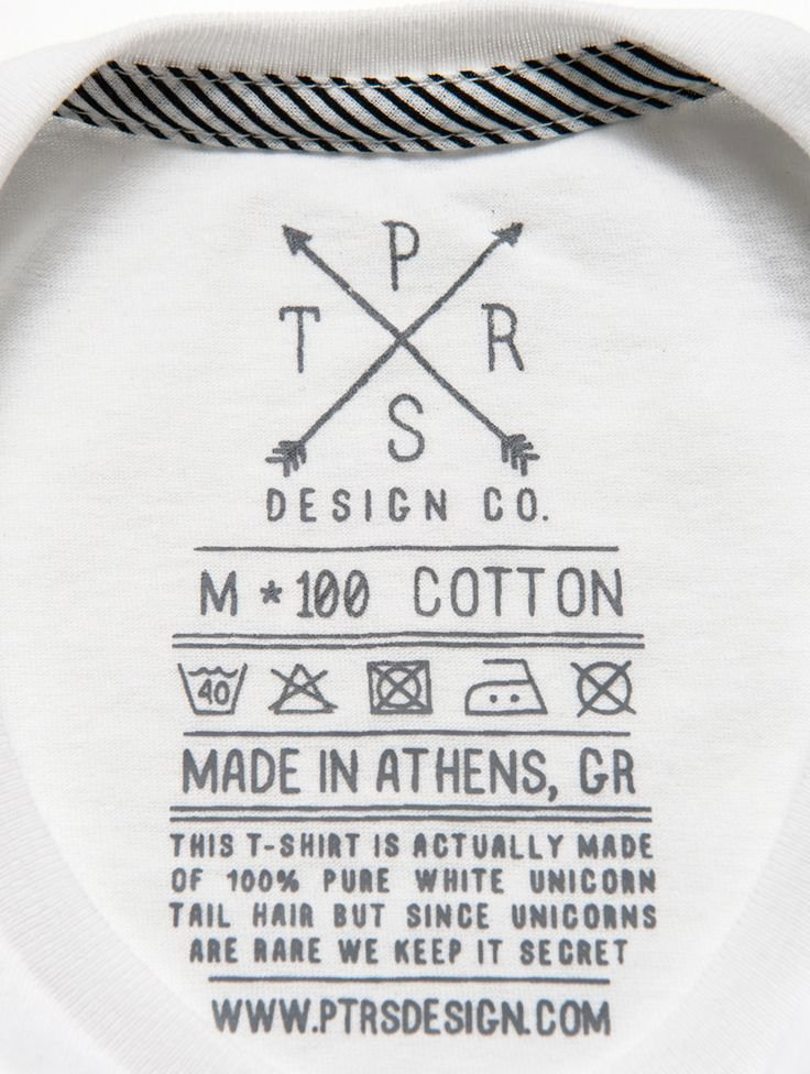 Clothing Label Template Awesome 25 Best Ideas About Clothing Labels On Pinterest