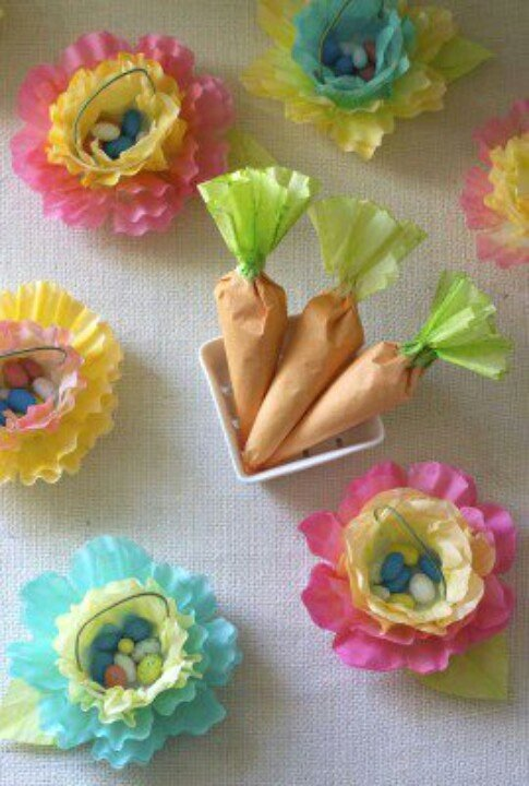 Coffee Filter Flowers Martha Stewart Best Of Coffee Filter Crafts Party Time