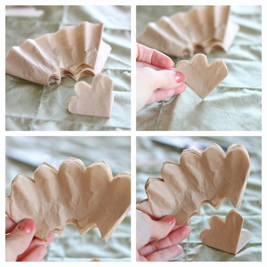 Coffee Filter Roses Template Unique Diy Coffee Filter Rose 2 Helpful Homemade