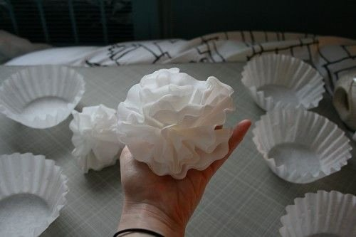 Coffee Filter Roses Template Unique Diy or Die the Easiest Diy Flower