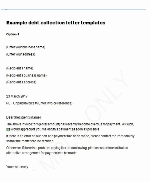 Collection Demand Letter Template New 39 Demand Letter Samples Pdf Google Docs Apple Pages