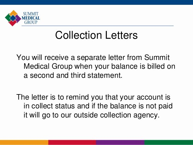 Collection Letters for Medical Office Awesome Billing and Insurance Faq