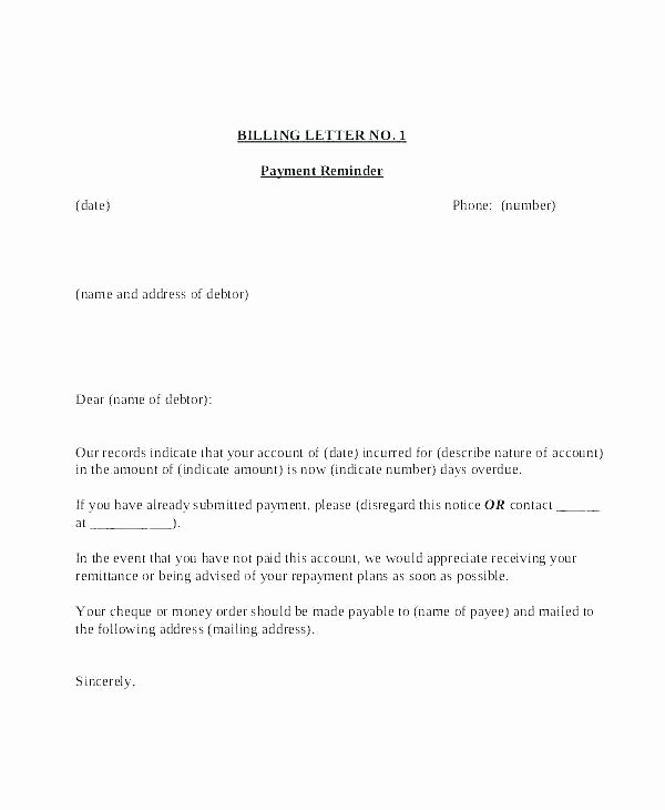 Collection Letters for Medical Office Elegant Template Collection Letter Templates Co with Example to