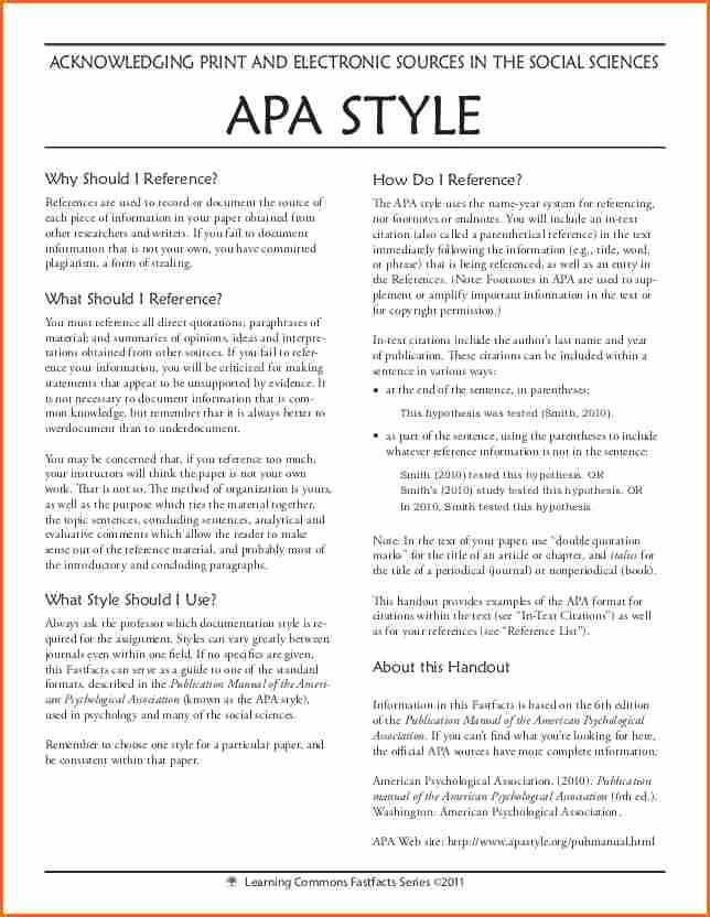 College Essay format Apa Luxury Apa Style Essay Bread Of Life Fellowship