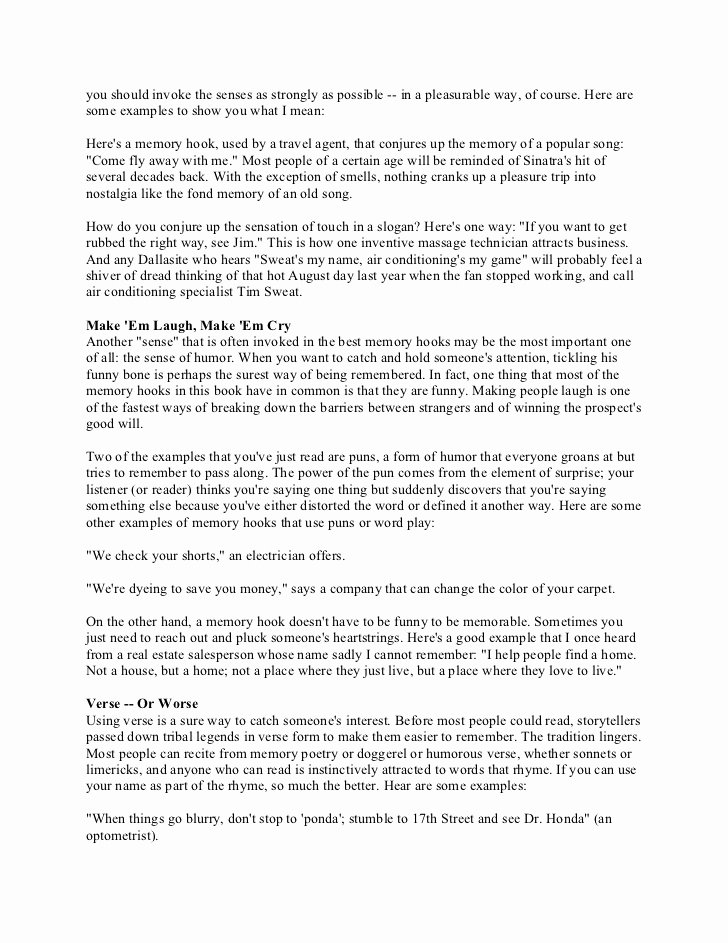 College Essay Hooks Examples New 54 Hook Sentence Examples for An Essay Introductory