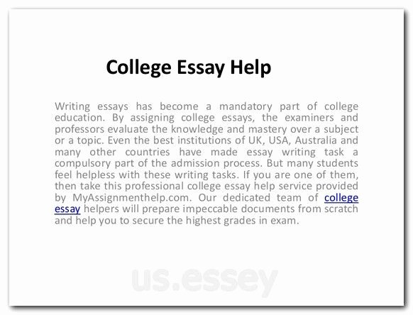 College Introduction Paragraph Examples New why This School Essay A Process Paragraph Examples