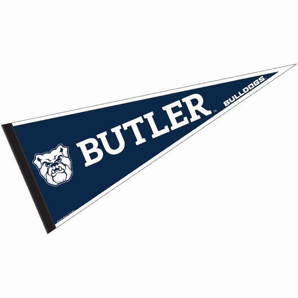 College Pennants Printable Elegant butler Bulldogs Pennant Your butler Bulldogs Pennant source