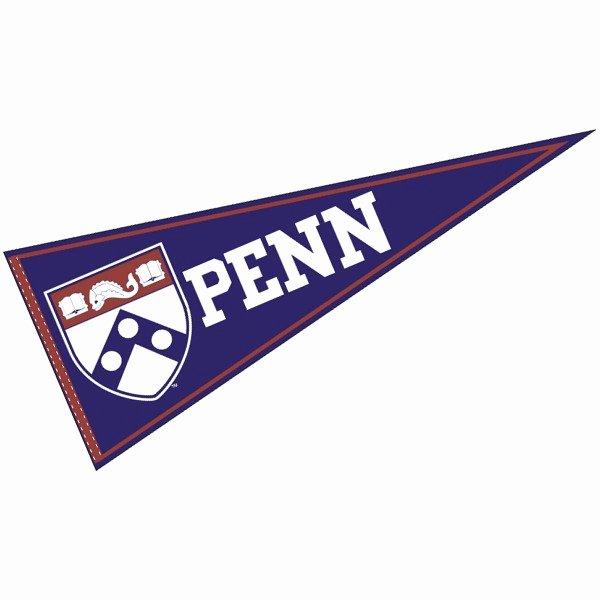 College Pennants Printable Elegant Penn Felt Pennant Your Penn Felt Pennant source