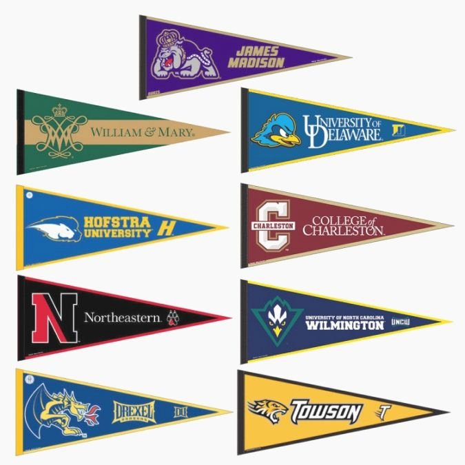 College Pennants Printable Lovely 36 Candid College Pennants Printable