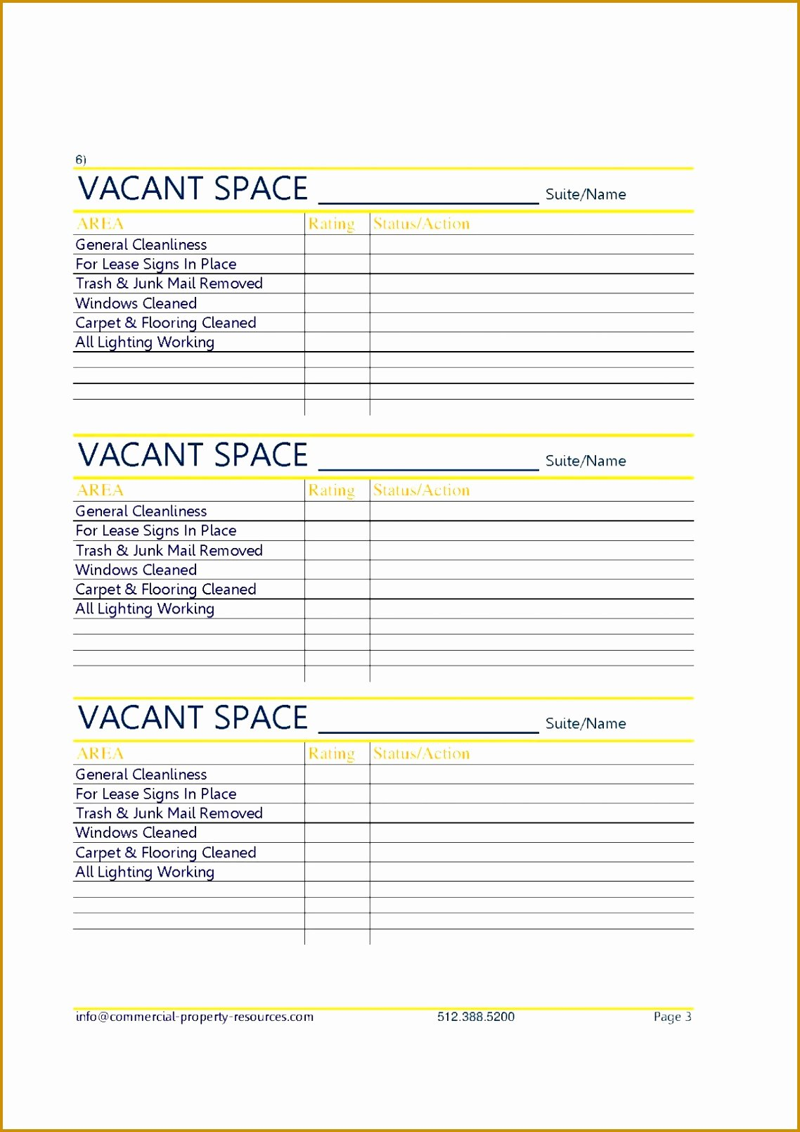 Commercial Property Inspection Checklist Fresh 7 Mercial Building Maintenance Checklist Template