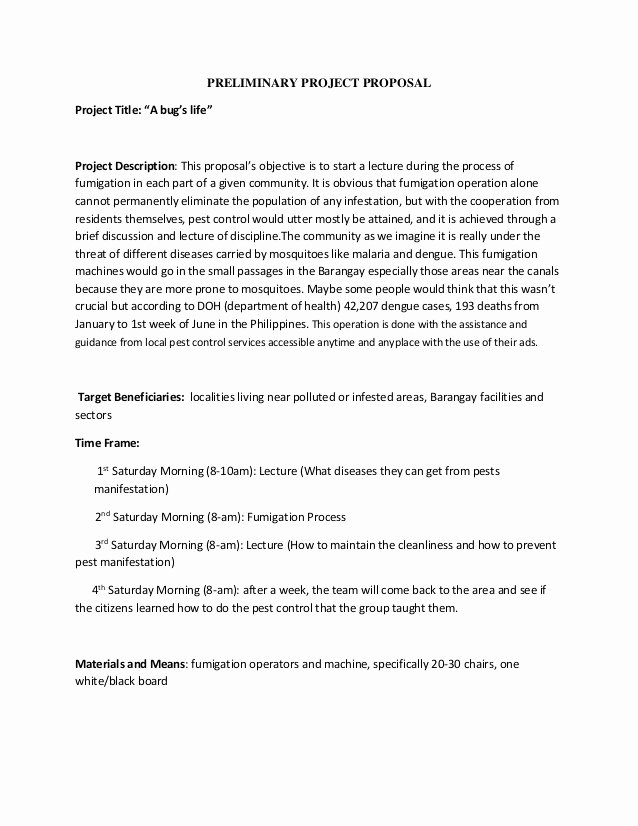 Community Project Proposal Best Of 9 Munity Project Plan Examples Pdf