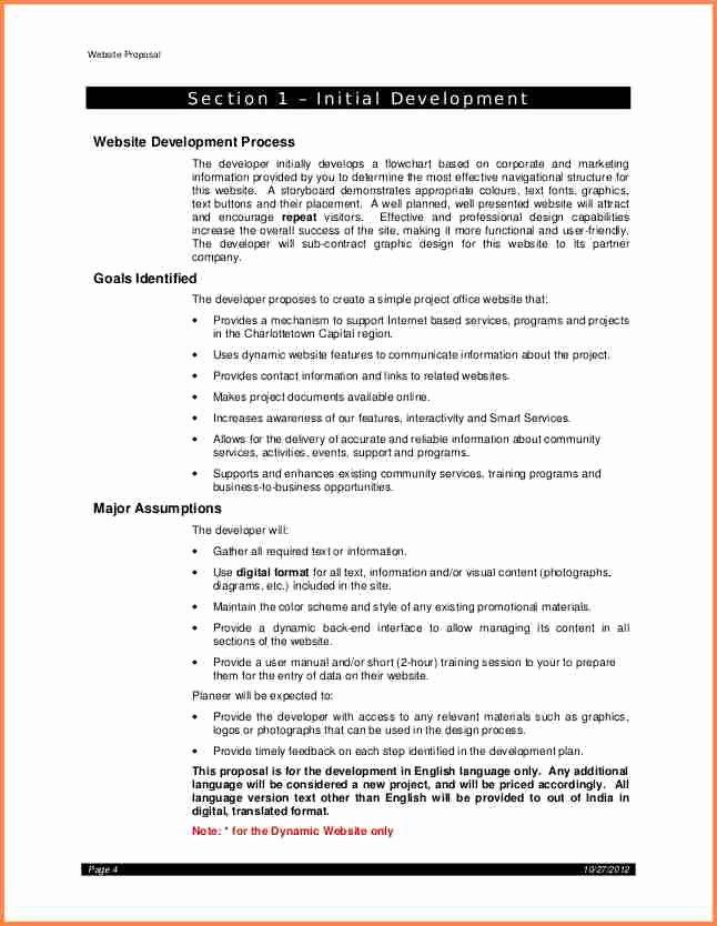 Community Project Proposal Inspirational 7 Munity Development Project Proposal Pdf