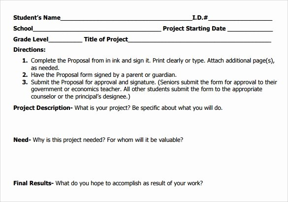 Community Service Paper Pdf Awesome 16 Service Proposal Samples