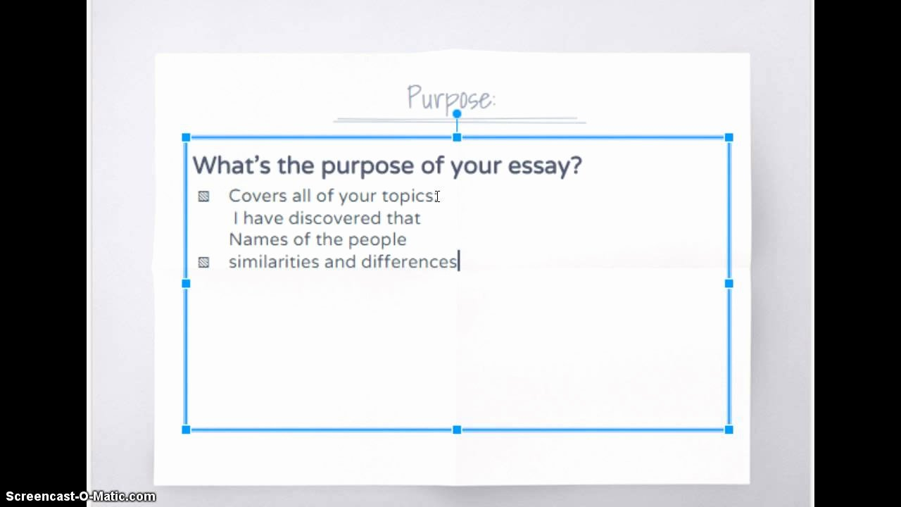 Compare and Contrast Introduction Paragraph New Introduction Paragraph Pare Contrast Essay