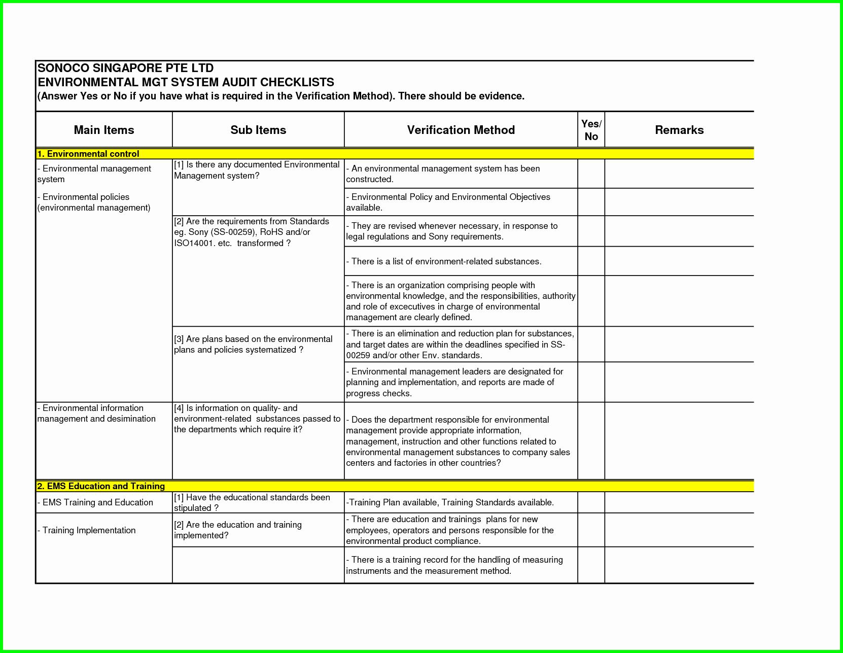Compliance Audit Report Template Beautiful Audit Plan Template Excel