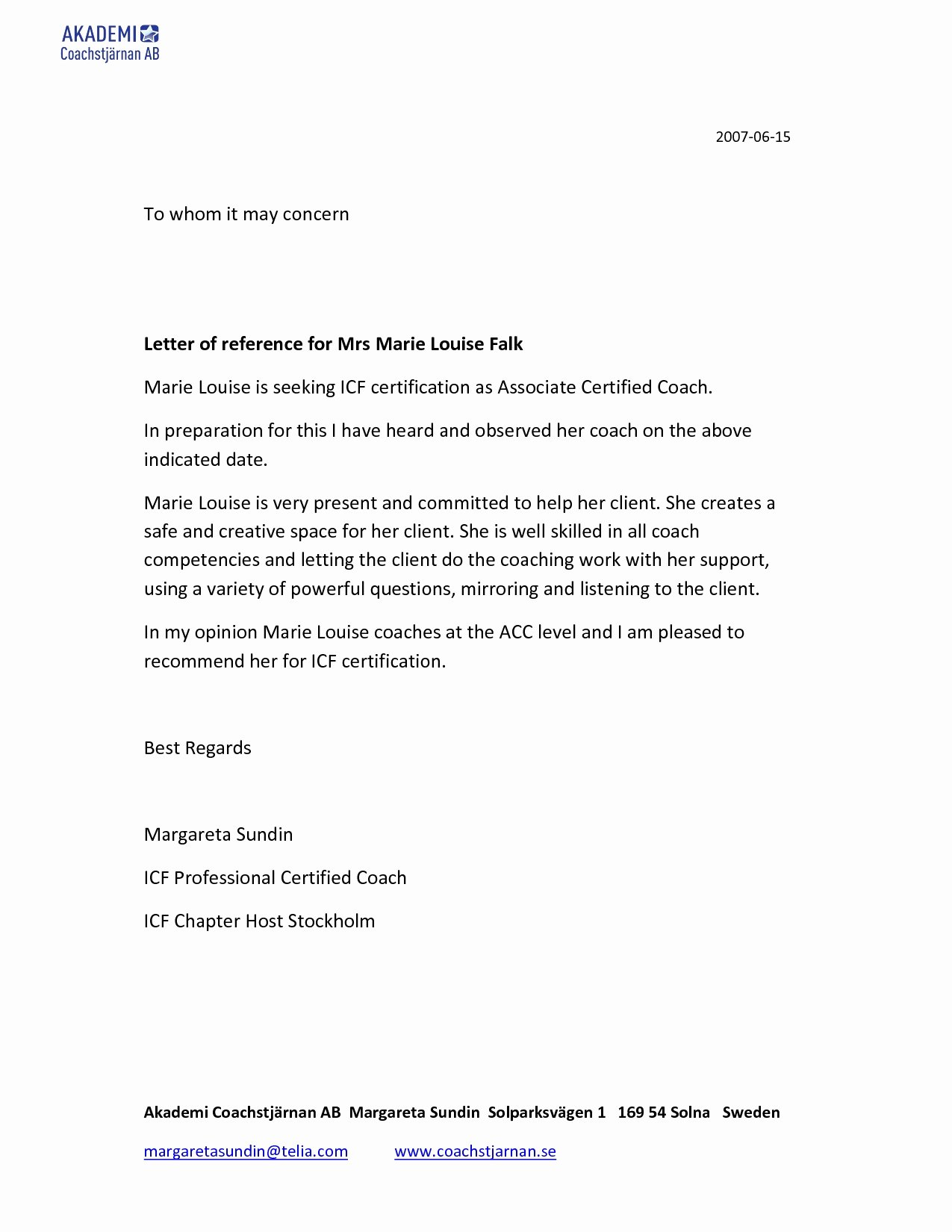 Concerned Letter Sample Inspirational to whom It May Concern Letter