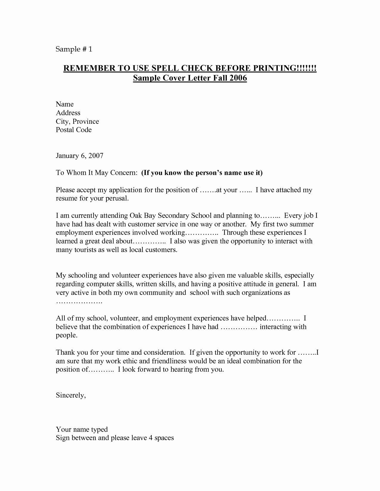 Concerned Letter Sample Luxury Writing A Business Letter to whom It May Concern Capitalized