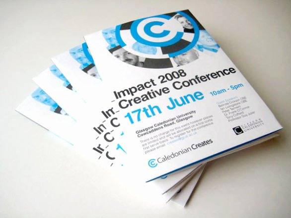 Conference Program Booklet Template Beautiful 33 Exciting event Brochure Design Examples