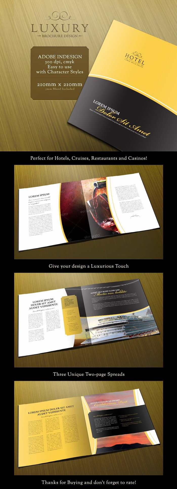 Conference Program Booklet Template Beautiful 59 Best Conference Brochure Images On Pinterest