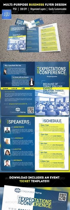 Conference Program Booklet Template Inspirational 36 Awesome Conference Program Booklet Images