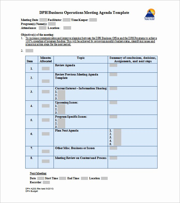 Conference Room Schedule Template Awesome 18 Meeting Schedule Templates Doc Excel Pdf